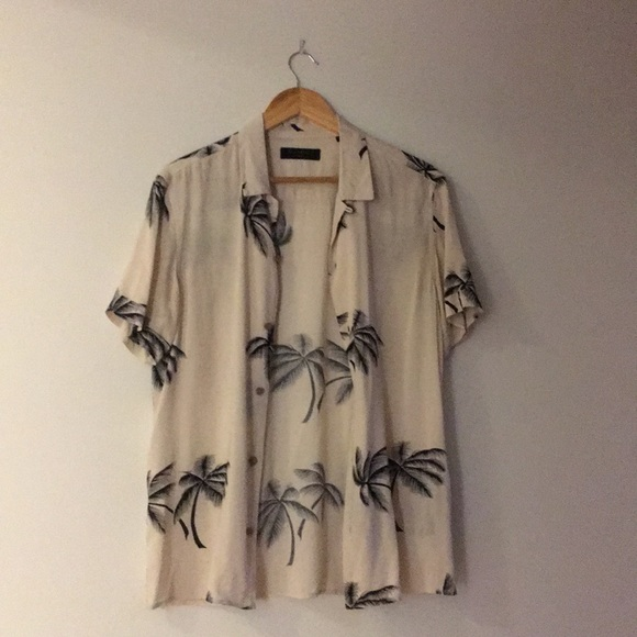 53e72123 All Saints Shirts | Offshore Shirt | Poshmark